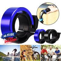 Aluminum Alloy Cycling Ring Bicycle MTB Handlebar Alarm Bike Bell Safety Horn