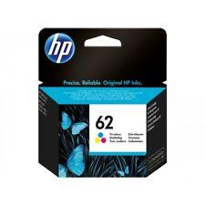 HP Original 62 Cartucho de Tinta Tricolor (C2P06AE) Envy 5640, Officejet 5740