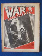 The War Illustrated Magazine - 6/9/1940 - Vol 3 - No 53 - WW2