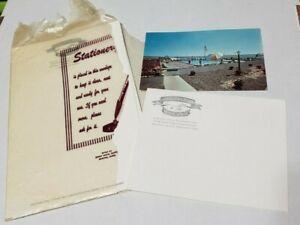 Smuggler's Beach Motor Lodge Postcard and Stationary South Yarmouth Cape Cod
