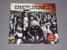 DISTURBED Ten Thousand Fists 2LP gatefold New Sealed Vinyl 2 LP
