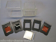 *BOLEX FILTER FRAMES* FOR WRATTEN GEL FILTERS for REFLEX BOLEX REX MOVIE CAMERA