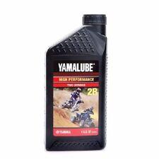 6 Bottles Yamalube 2R 2 Stroke Racing Oil 32oz 2-R quart 6 quarts