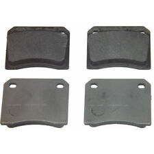 Disc Brake Pad Set-ThermoQuiet Disc Brake Pad Rear,Front Wagner MX9