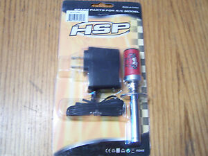 80101-PRO Redcat Glow Plug Igniter w/ Charger & 1800 Battery Glo Starter Ignitor