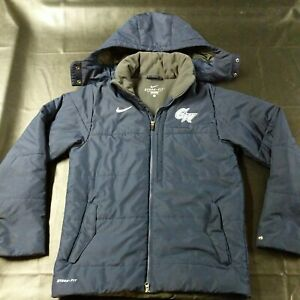 George Washington University Colonials Nike Jacket Size Small Coat Storm-Fit