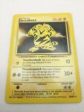 Electabuzz | NM/M | Rare | Base Set Unlimited 20/102 | Pokemon