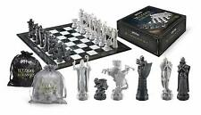 Harry Potter Final Challenge Wizard Chess Set Noble Collection