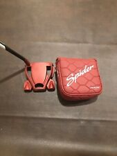 """Taylormade Spider Tour Red 34"""" Putter Rh 0799419 Right Handed Golf Club"""