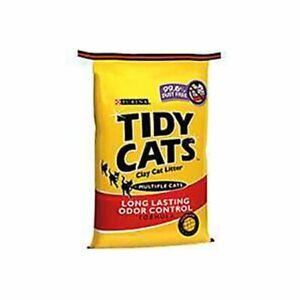 Golden Cat 702002 Tidy Cat Lloc Conv 20 Red Bag