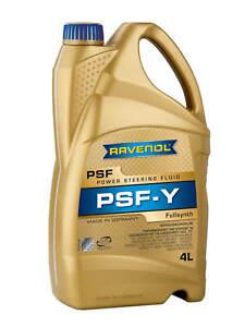 9,49€/l Ravenol Hydraulik PSF-Y Fluid 4 L für Servolenkung VW G009300A2 MB 236.3