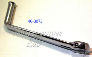 BSA gear lever Schalthebel 40-3073 57-1164 B25 B44 A65 C15 B40 A50  triumph T20