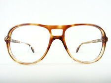Silhouette Vintage Glasses Herrenfassung Brown Pilot Size Shape M