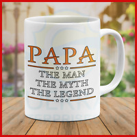 Mug Best Present Mugs Cool Dad Father Daddy Grandpa Birthday Holiday Gift Gifts