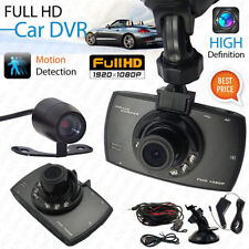 "Lens 1080P 2.7"" Full G-sensor Car Camera Video Recorder Dash Cam Car Accessory"