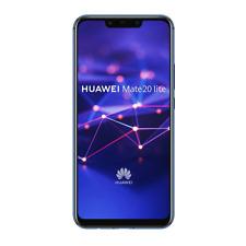 Huawei Mate 20 Lite SNE-LX1 4/64 GB Sapphire Blue Dual Sim Smartphone 4G NFC Gar