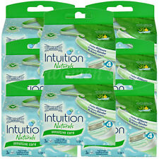 24 Wilkinson Intuition Sensitive Care Naturals Rasierklingen Klingen Aloe Vera