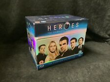 Heroes - The Complete Collection (Series 1-4 Blu-ray Box Set) (L2)