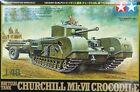 Tamiya 1/48 Churchill MkVII Krokodil-Baugruppe Modell # 32594