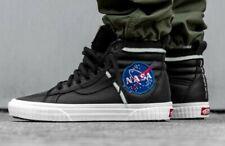 VANS X NASA SPACE VOYAGER SK8-HI 46 MTE DX BLACK 50TH TRAINERS UK 6.5 EU 40