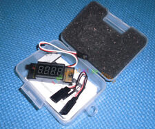 GT Power Ignition Mini Tachometer Use for RC Model Engine Motor RPM Revolutions
