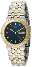 CITIZEN QUARTZ  TWO TONE DAY &DATE MEN,S WATCH BF0264-57L STAINLESS STEEL ,