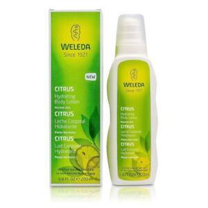 Weleda Body Lotion Citrus (Normal Skin) Hydrating 200ml
