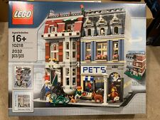 Lego Creator 10218Pet Shop Brand New Factory Sealed Box Retired Hard To Find