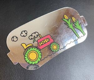 Evenflo Bouncin Barnyard Barn Farm Exersaucer Tractor Mirror Replacement Part