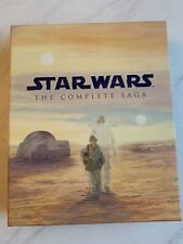 Star Wars: The Complete Saga (Blu-ray Disc, 2011)