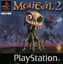 PLAYSTATION 1 gioco-Medievil 2 (con imballo originale) (PAL)