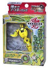 New Bakugan BTC-41 Baku-Tech Booster Pack Acro Gezado Sega Toys Japan
