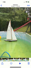 RC sailboat victor models Australia II  ready to run complete
