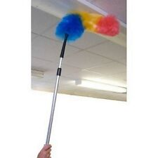 TELESCOPIC EXTENDABLE BENDABLE DUSTER EXTENDS TO 2 METRE FOR CEILINGS WARDROBES
