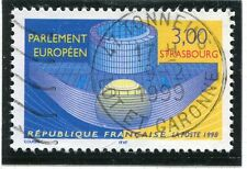 TIMBRE FRANCE OBLITERE N° 3206 PARLEMENT EUROPEEN / Photo non contractuelle