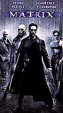 The Matrix (VHS, 1999, Collector's Edition)
