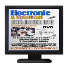 ELECTRICAL ELECTRONIC ENGINEERING TRAINING MANUALS DVD E-BOOKS +FREE BONUS SWARE