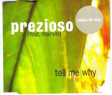 Marvin (Feat. Marvin): Tell Me Why