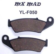 Brake Pads YAMAHA   WR 450  (front) 2003 - 2012 YL-F050