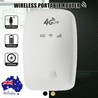 4G LTE Router WIFI Wireless SIM 150Mbps Mobile Broadband Hotspot B1 B3 AU