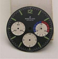 BREITLING Color Brochure Chronograph Models Illustrated 1974  6 inch by 8.5 inch