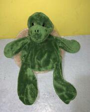"BABW Build A Bear 16"" Turtle with Shell Backpack Trekkin Unstuffed Plush"