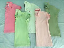 Lot 5 Polo Shirts by Liz Claiborne, Izod, Caribbean Joe, Polo Jeans Ralph Lauren