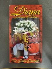 Diana Princess of Wales The Final Farewell (VHS, 1997) ABC News