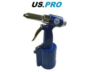 US PRO AIR RIVETER AIR RIVET GUN NEW 8170