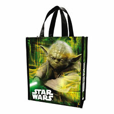 STAR WARS - YODA - REUSABLE SHOPPING TOTE / GIFT BAG - MOVIES 99173