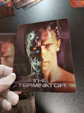 THE TERMINATOR -Multi Image Lenticular 3D Flip Magnet Cover FOR bluray steelbook