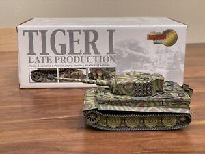 Dragon Armor 1:35 Tiger I Late Production, Pz.Abt.301, Koln 1945, Item No.61020