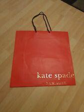 Kate spade gift bag