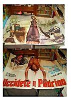Töten Die Padrino Manifesto 4F Original 1968